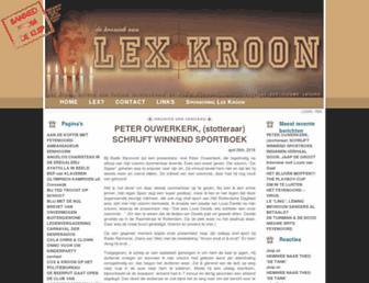 lexkroon.nl screenshot