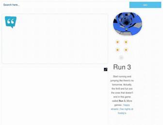 run3online.com screenshot
