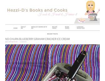 Thumbshot of Hezzi-dsbooksandcooks.com