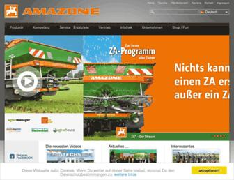 amazone.net screenshot