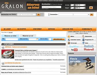gralon.net screenshot