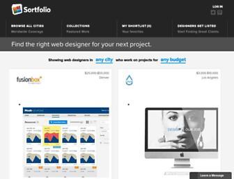 Thumbshot of Sortfolio.com