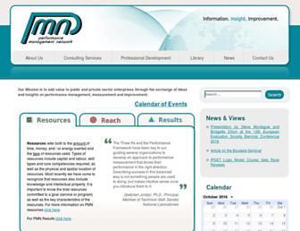 pmn.net screenshot