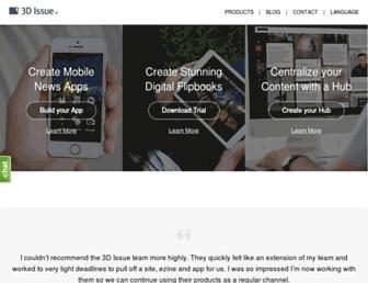 Thumbshot of 3dissue.com
