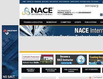 Thumbshot of Nace.org