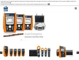 ht-instruments.com screenshot