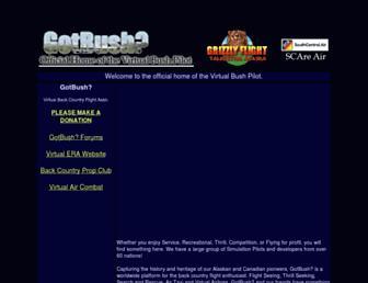 gotbush.org screenshot