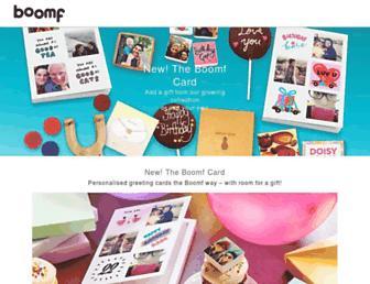 Thumbshot of Boomf.com