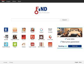 Thumbshot of Key-find.com
