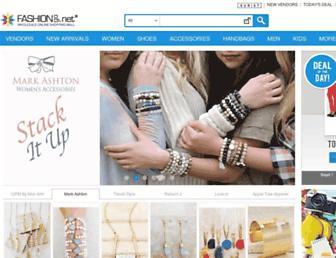 Thumbshot of Fashiongo.net