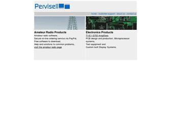 pervisell.com screenshot