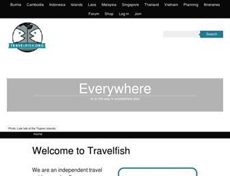 Thumbshot of Travelfish.org