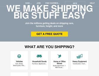 uship.com screenshot