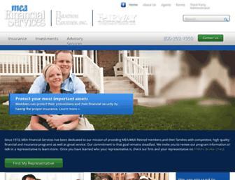 meafs.com screenshot