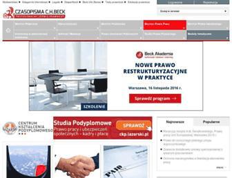 Thumbshot of Monitorprawapracy.pl
