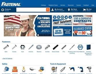 Thumbshot of Fastenal.com