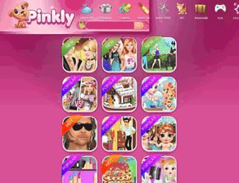 Thumbshot of Pinkly.com
