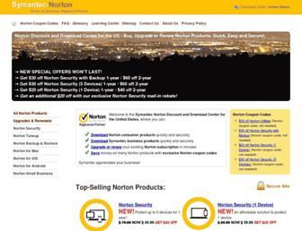 Thumbshot of Symantec-norton.com