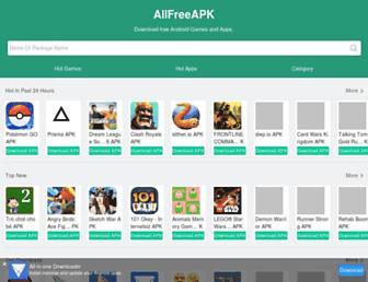 m.allfreeapk.com screenshot
