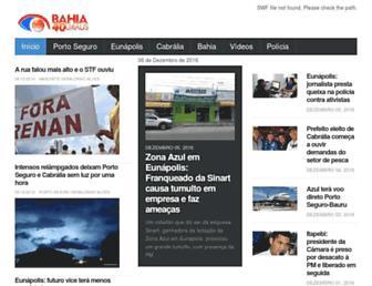 Thumbshot of Bahia40graus.com.br