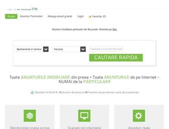 anunturiparticulari.ro screenshot