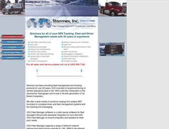 stanmex.com screenshot