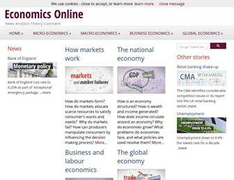 economicsonline.co.uk screenshot