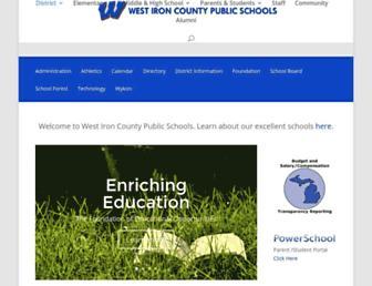 westiron.org screenshot