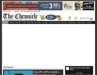Thumbshot of Chronline.com