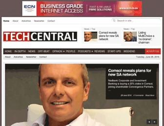 Thumbshot of Techcentral.co.za