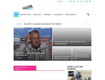 llllitl.fr screenshot