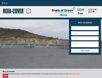 hexa-cover.dk screenshot