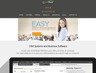 Thumbshot of Greenrope.com