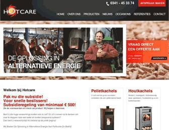 Thumbshot of Hotcare.nl