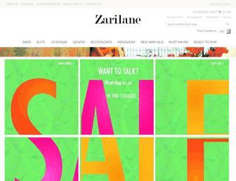 Thumbshot of Zarilane.com