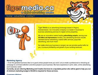Thumbshot of Tigermedia.ca