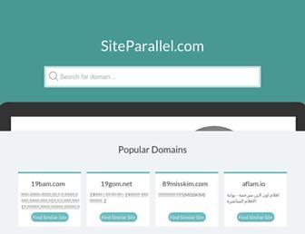 siteparallel.com screenshot