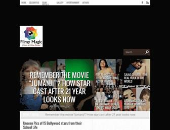 Thumbshot of Filmymagic.com