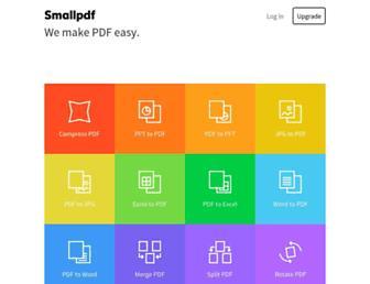 Thumbshot of Smallpdf.com