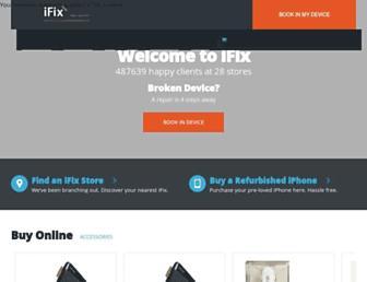 Thumbshot of Ifix.co.za