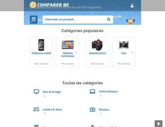 Thumbshot of Comparer.be