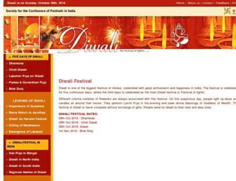 Thumbshot of Diwalifestival.org