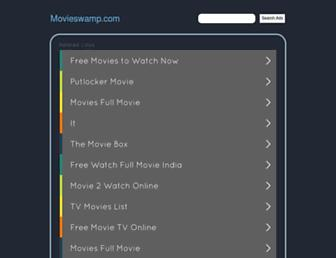 movieswamp.com screenshot
