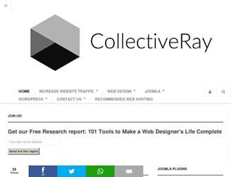 collectiveray.com screenshot