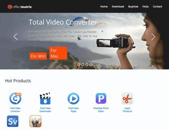 Thumbshot of Effectmatrix.com