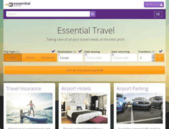 Thumbshot of Essentialtravel.co.uk