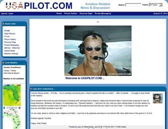 usapilot.com screenshot