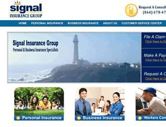 signalins.com screenshot