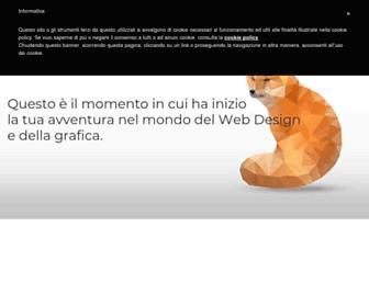 andreatasselli.net screenshot