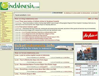 indahnesia.com screenshot